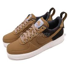 Carhartt Shoe Size Chart Details About Nike Air Force 1 Low Premium X Carhartt Wip Ale Brown Sail Af1 Shoes Av4113 200