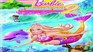 การ์ตูนบาร์บี้ไทย barbie บาร์บี้เงือกน้อยผู้น่ารัก ภาค 2 จัดตามน้องขอ  ได้หมดถ้าสดชื่น - YouTube