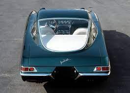 1963 Lamborghini 350 Gtv Prototype By Franco Scaglione Lamborghini Automobile Auto
