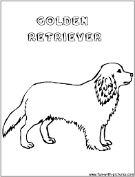 Small Picture Printable 16 Golden Retriever Coloring Pages 4701 Golden