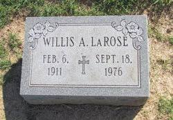 Willis Anthony LaRose (1911-1976) - Find A Grave Memorial
