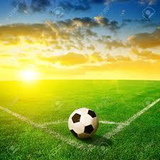 Resultado de imagen de futbol y sol