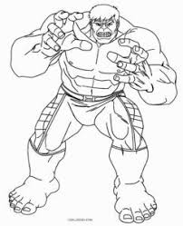 Free Printable Hulk Coloring Pages For Kids Cool2bkids Coloring
