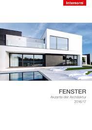 Internorm Fensterbuch 2015 16 At By Jas Geist Gmbh Co Kg Issuu