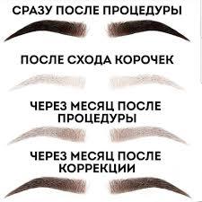этапы заживления татуажа татуаж брови губы новосибирск Facebook