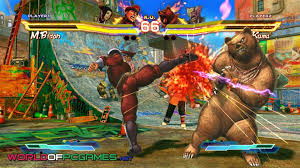 photo collection download street fighter x