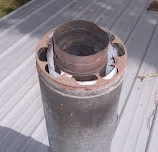 photos of triple wall stove pipe