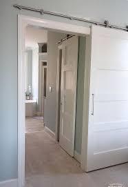 modern barn doors. Modern Barn Doors Solution For Awkward Spaces, Bedroom Ideas,