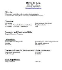 write resume no job experience   what to include on your resumewrite resume no job experience first resume example with no work experience how to write a
