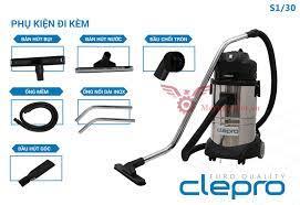 Máy hút bụi công nghiệp Clepro S1/30 – maymocviet