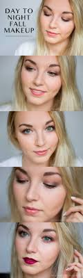 best makeup tutorials for day to night looks day to night fall makeup you