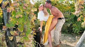 Anal in the vineyard