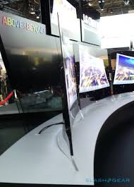 lg tv oled 55. lg pips samsung to market with 55-inch curved oled tv lg tv oled 55