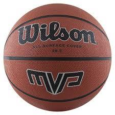 Купить <b>Мяч баскетбольный WILSON MVP</b> р.6 (WTB1418XB06) в ...