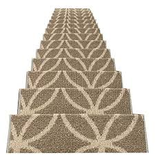 lixiong chinese style self sticking self priming carpet stair treads runner rug pad solid wood marble