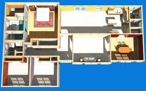 Brentwood Modular Ranch Houseroom addition floor plan  middot  D floor plan Arlington Colonial House