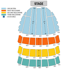 Radio City Music Hall New York Seating Chart Radio City Music Hall Seating Chart Seat Views Tickpick