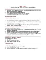 Professional Resume Formats Magnificent What Is In A Good Resume Great Resume Examples Good Sample R