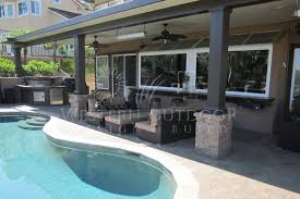 incredible pool patio and more with solid wood patio cover plans of 7 alumawood solid roof
