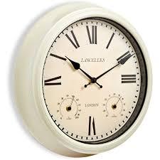 outdoor wall clocks garden clocks