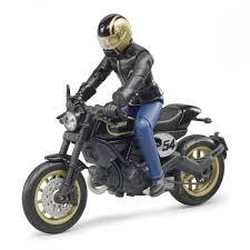 Купить <b>BRUDER Мотоцикл Scrambler Ducati</b> Cafe Racer с ...