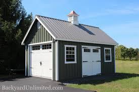 garages large storage single car backyard unlimited 10 x 7 garage