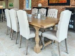 weathered oak dining table large high end rectangular and linen ash makeover kitchenaid blender we