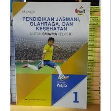 Ajukan pertanyaan tentang tugas sekolahmu. Jual Promo Penjasorkes Sma Ma Kelas 1 K13 Revisi Erlangga Murah Jakarta Barat Talia Store 745 Tokopedia