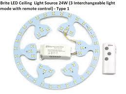brite led ceiling light source 3