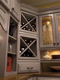 built in wine cabinet. Fine Cabinet Builtin Wine Rack Cabinet Storage Schrock Masterbrand Csikitchenandbath Inside Built In H