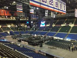 New Coliseum Uniondale Seating Chart Nassau Coliseum Section 101 Concert Seating Rateyourseats Com