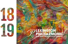 Lexington Philharmonic 2018 19 Season Brochure By Lexington