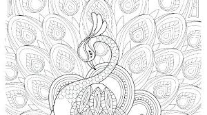Peacock Coloring Pages Peacock Featured Valentinamionme