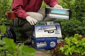 Uv Light To Kill Powdery Mildew Cleanlight Mildew And Botrytis Control Cleanlightdirect