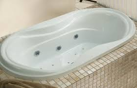 69ot37 main image description oval shape bathtub