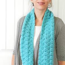 Free Crochet Patterns For Scarves Amazing Free Crochet Infinity Scarf Pattern Crafthubs