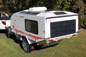 Small Picture off road caravan kimberley eco suite Bug Out Trailers