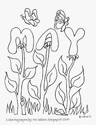 Small Picture May Coloring Pages To Download And Print For Free In Coloring