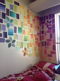 make wallpaper a wall painting in under 60 minutes