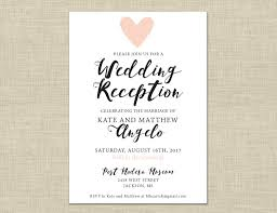 Wedding Invitation Wording Casual Marialonghi Com