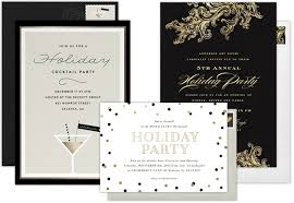 holiday invitations email online business holiday party invitations that wow