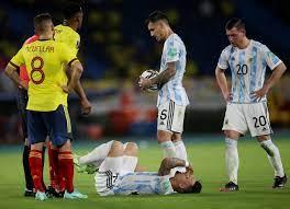 Argentina vs Colombia Head To Head ...