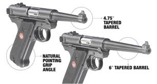new from ruger mark iv standard mark iv tactical pistols