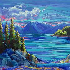 canadian landscape imaginarium