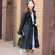 trench coat coat las trench a line jacket trench coat by color outer trench coat spring coat trench coat wedding parties party 20s 30s autumn winter