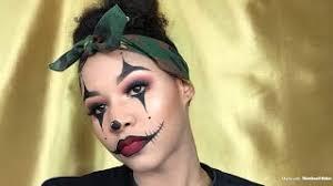 gangster clown makeup tutorial makeup