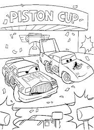 pixar cars 3 coloring pages colouring