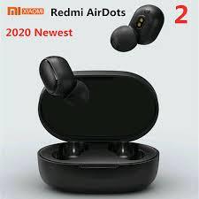 Tai nghe không dây Redmi Airdots 2 - Bluetooth 5.0 True Wireless nghe nhạc  4 tiếng thời lượng 12 tiếng