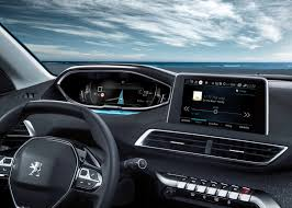 2018 peugeot 5008 review. delighful 2018 2017 peugeot 5008 dashboard new features and 2018 peugeot review