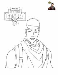 Fortnite Skin Coloring Pages 34 Free Printable Fortnite Coloring